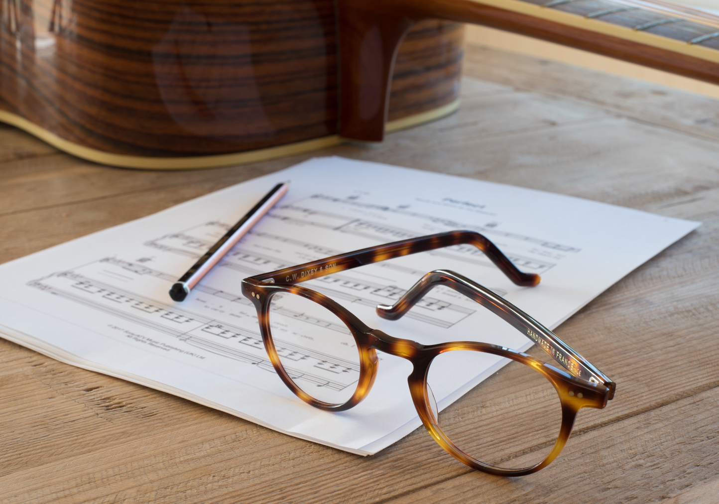C.W. Dixey & Son | Fine British Eyewear Since 1777